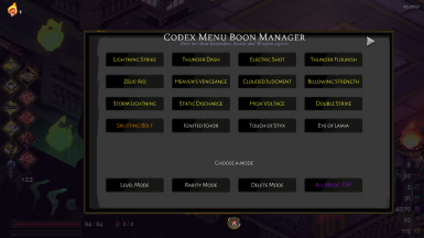 Boon manager example