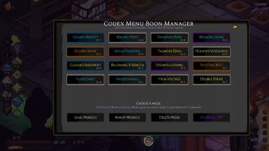 Boon Manager 2.1.0