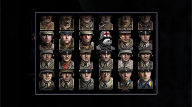 Company of Heroes 2 Portrait Pack