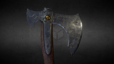 The Leviathan Axe by Lamberchain