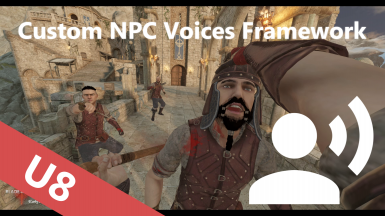 Custom NPC Voices Framework
