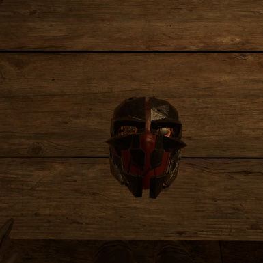 Corvo Attano's Mask