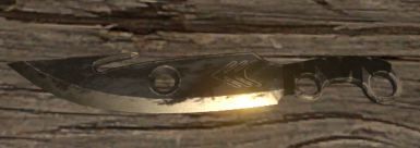 Destiny Hunter's Knife