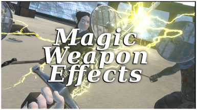 Magic Weapon Effects