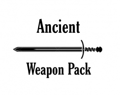 Ancient Weapon Pack
