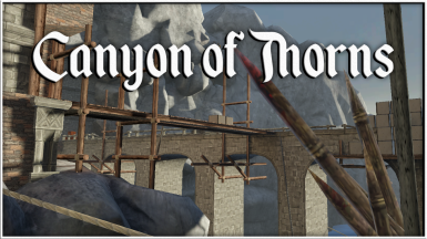 Canyon of Thorns