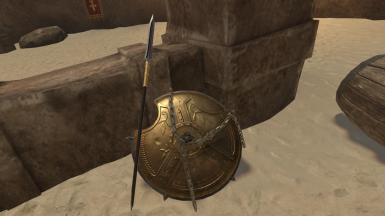 Apollo's shield