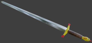 (U7) The Chicken Sword