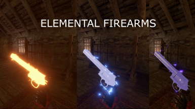Fisher's Elemental Guns