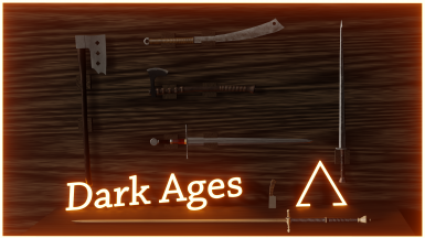 Dark Ages - Medieval Weapon Pack