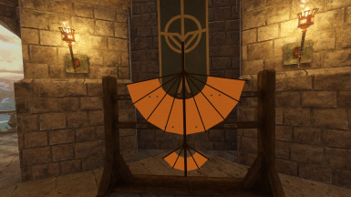 Aang's Staff from Avatar The Last Airbender (U8.3)