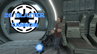 Z6 Rotary Blaster Cannon (TOR)
