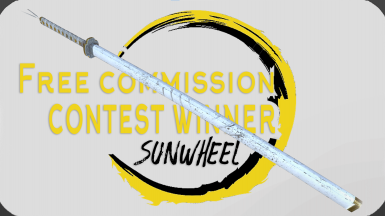 Free Commission Contest Winner - Sunwheel from demon slayer