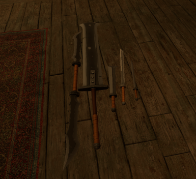 GORN Weapons Pack