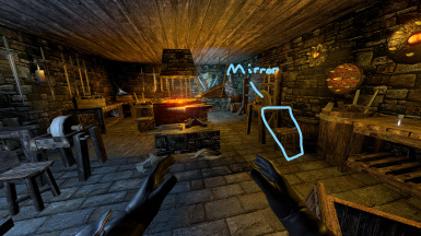 Blacksmith's Home - Another Home Level for Blade and Sorcery