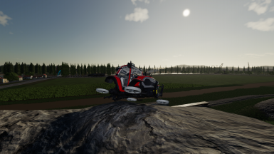 FS19 Lintrac 90 Hover Edition