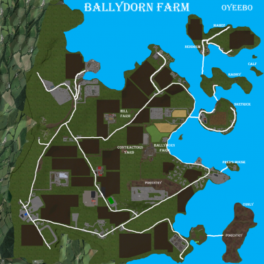 Ballydorn Farm for FS19