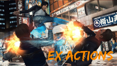 The EXACTIONS Mod (WIP)