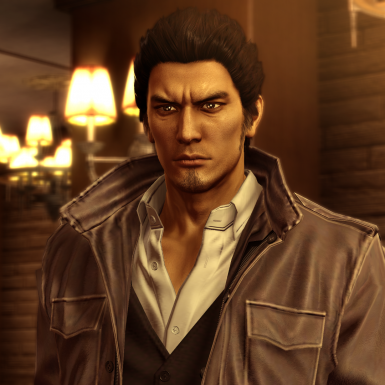Taxi Kiryu Outfit from Yakuza 5 BIG UPDATE (8 variations of costumes)