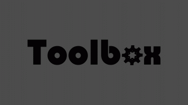 Toolbox - Cheats and Tools