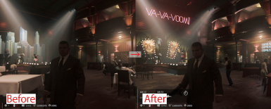 Mafia III MOD Restore Strip Club Interior