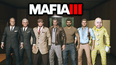 Mafia 3 Player Model Changer