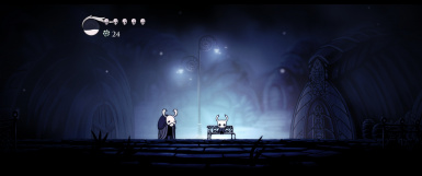 Hollow Knight in 21:9 3440x1440p