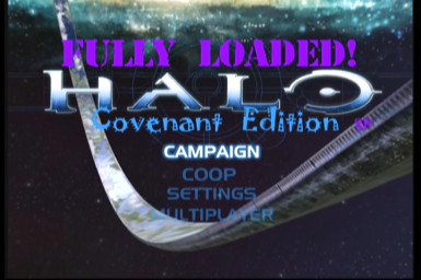 Halo Covenant Edition Fully Loaded
