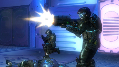 CMT Spv3 - The Truth and Reconciliation at Halo Combat