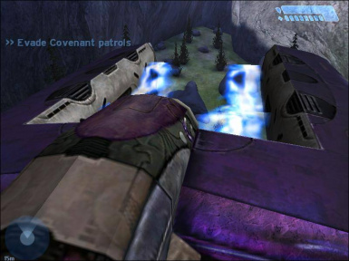 Halo Pelican + Vehicles (V1) at Halo Combat Evolved Nexus