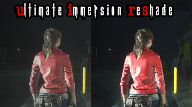 Ultimate Immersion Reshade