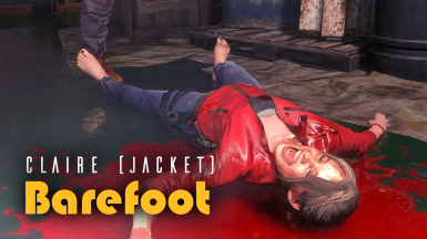 Barefoot Claire (Jacket)