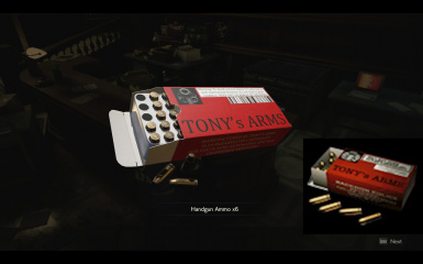 Tony's 9mm Ammo Reskin