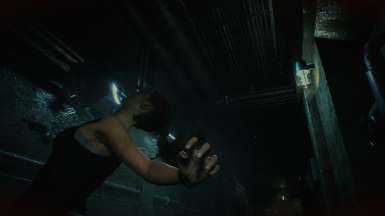Casper Visits Raccoon City - Resident Evil 2 Remake Mr X Mod