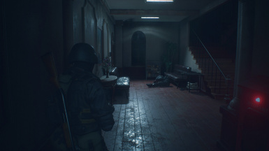 Simple Realistic 3D V1.0 for RE2 2019