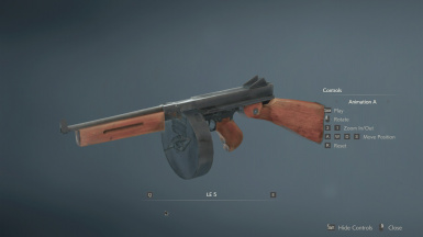 Chicago Typewriter replace LE5