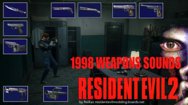 1998 Weapons Sounds