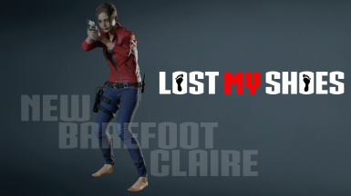 Lost my shoes