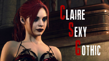Claire Sexy Gothic