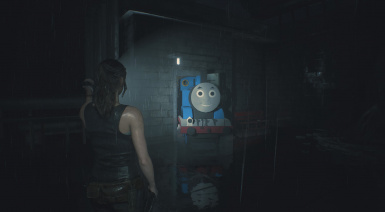 Thomas The Tank Engine over MR X