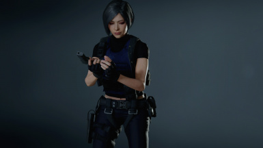 DOWNLOAD: RESIDENT EVIL 2 REMAKE, CLAIRE SM QUEEN! (RE2R