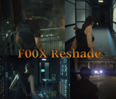F00X Cinematic Reshade (HDR and color adjustments)