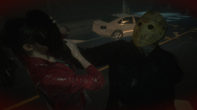 (Friday the 13th The Game) Jason Voorhees Part VIII (Tyrant)