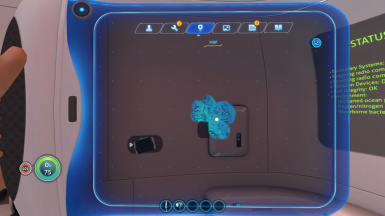 Map At Subnautica Below Zero Nexus Mods And Community I can access the fabricator to make them but there's no selector icon for the upgrade panel to put them in. subnautica below zero nexus mods