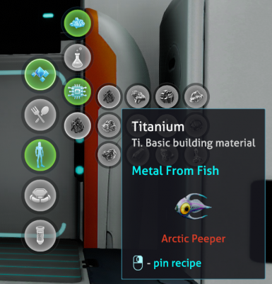 Metal From Fish