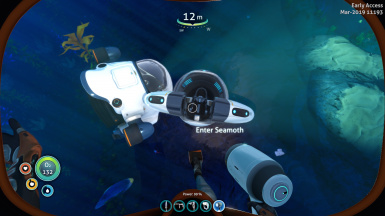 Below Zero Seamoth