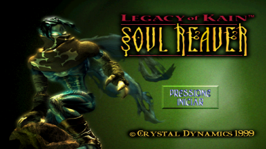 Legacy of Kain Soul Reaver 1  Portugues BR Patch