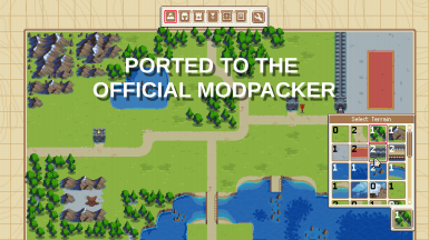 Expanded Terrain - Ported to Official ModPacker