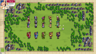 Wargroove - Faction Exclusive Units Mod