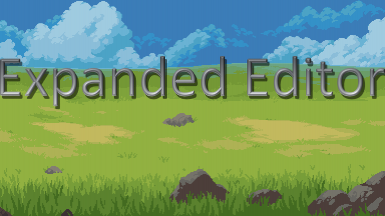 Expanded Editor